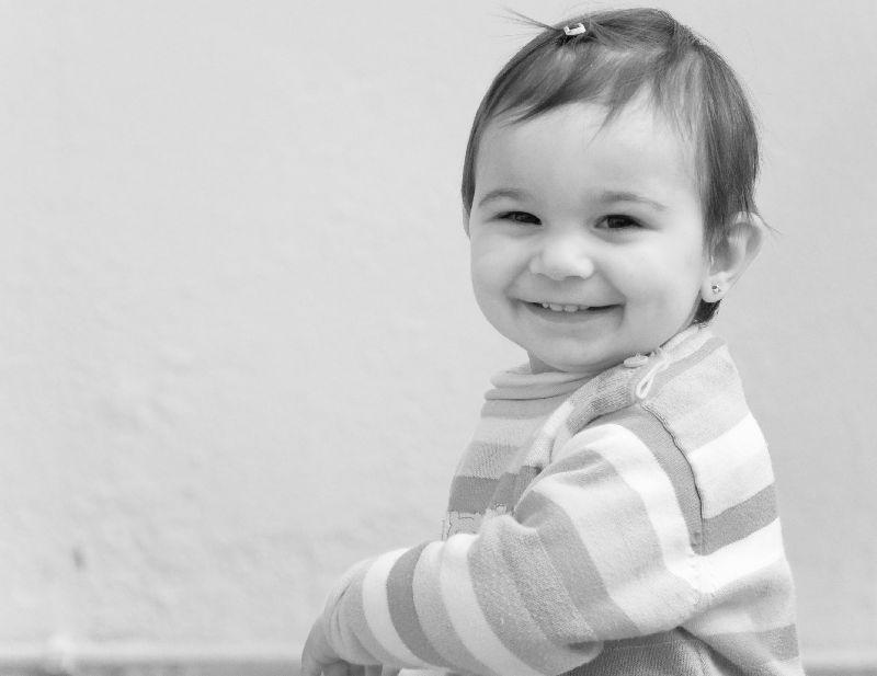 Somriure pur - Sonrisa pura