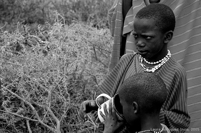 Masai, Tanzània