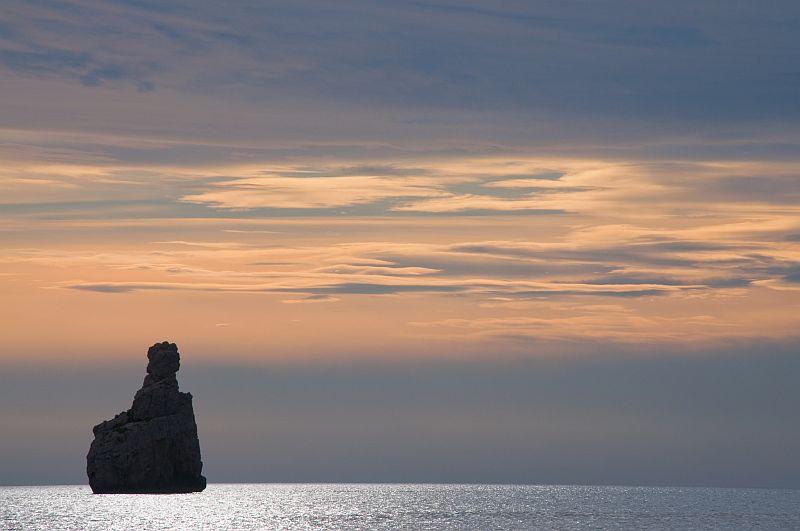 Cala Benirràs, Eivissa