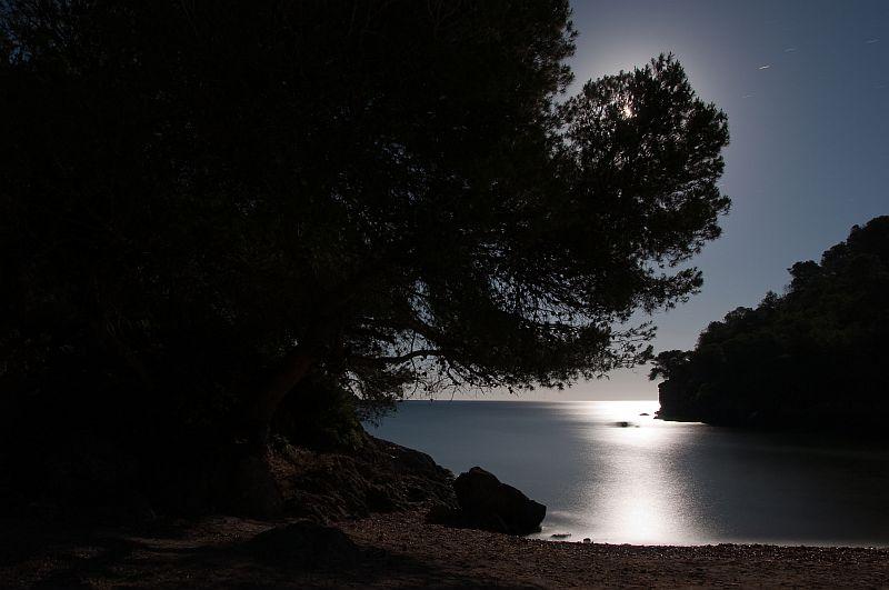 Cala Mastella, Eivissa