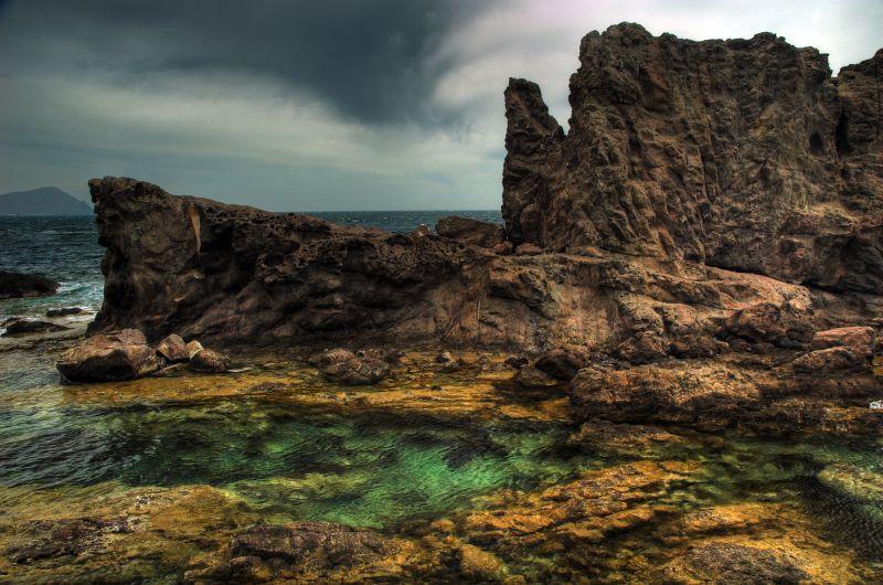 Playa de los Escullos - Cabo de Gata