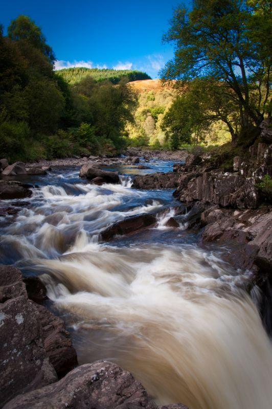 Bracklinn Falls, Callander - Scotland