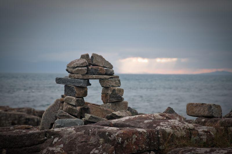La nostra fita a Nest Point, Illa de Skye, Scotland - Nuestro hito en Nest Point, Isla de Skye, Scotland