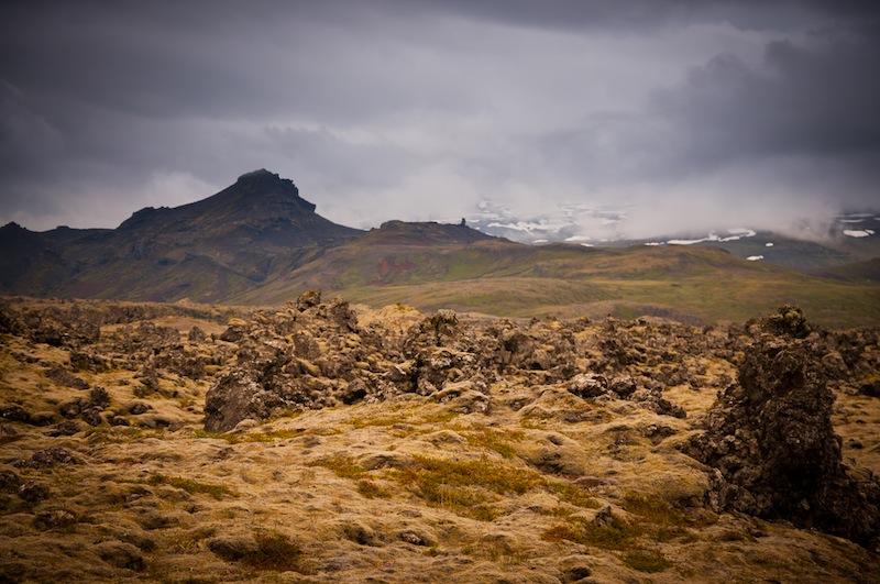 Prop de Grundafjördur, Snaeffelsnes - Cerca de Grundafjördur, Snaeffelsnes.