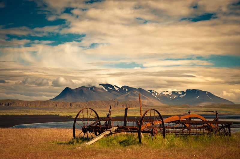 Vatnsnes, Islàndia