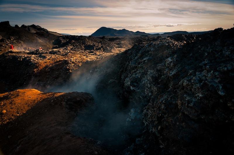 Leihrnjúkur, Myvatn, Iceland.