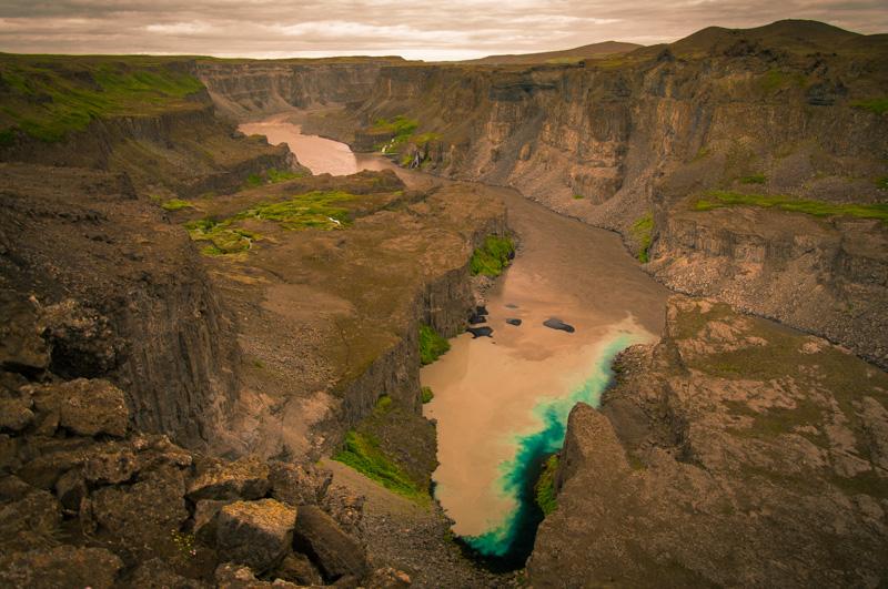 Jökulsá á Fjöllum, Islàndia