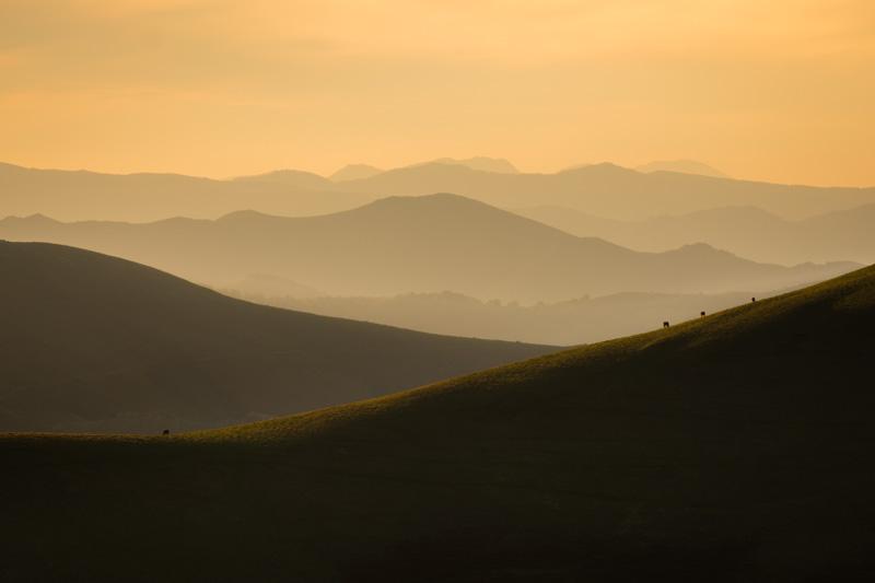 Des del cim de l'Urkulu, Navarra - Desde la cima del Urukulu, Navarra.